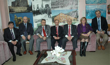 İstanbul Çankırı Eğitim Kültür ve Yardımlaşma Vakfı genel kurul yaptı