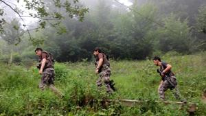 Giresun'da PKK'lı teröristlerle çatışma! 1 asker şehit oldu