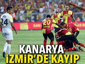 Göztepe: 1 - Fenerbahçe: 0