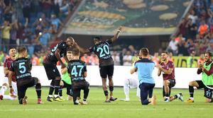 Trabzonspor: 4 - Galatasaray: 0