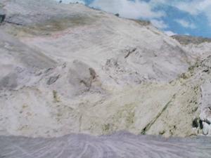 Çankırı'da maden ocağında göçük: Kepçe operatörü öldü