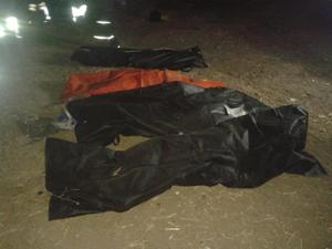 Aksaray'da yolcu otobüsü devrildi! Çok sayıda ölü ve yaralı var