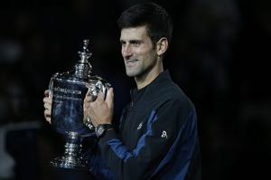 Novak Djokovic'ten ABD Açık'ta üçüncü zafer!