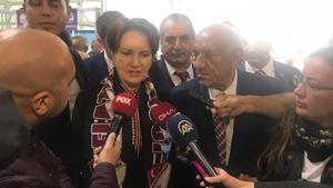 Erdoğan'ın McKinsey kararına Akşener'den destek