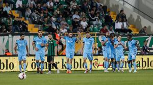 Akhisarspor: 1 - Trabzonspor: 3