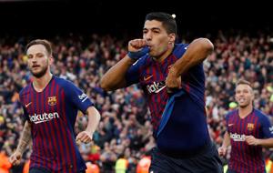 Barcelona: 5 - Real Madrid: 1