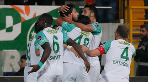 Akhisarspor: 2 - Bursaspor: 4
