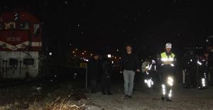 Çankırı'da yük treninin altında kalan Afgan uyruklu vatandaş öldü