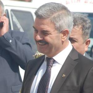 İYİ Parti'nin Ilgaz Belediye Başkan adayı Hakkı Yalçın