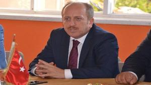 AKP Çorum İl Başkanı istifa etti