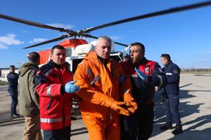 Karadeniz'de gemi battı! 6 ölü