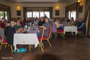 Antalya'da yaşayan Çankırılılar kahvaltıda buluştu