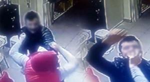 Çankırı'da, ayrılık aşamasında olduğu eşinin yüzüne kafa attı!