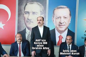 AKP'nin kalesinde şok! 'Sorumluluğu alamam' dedi istifa etti!