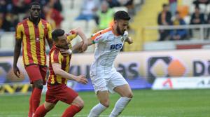 Evkur Yeni Malatyaspor: 1 - Aytemiz Alanyaspor: 1