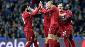 Liverpool şovla yarı finalde