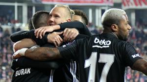 DG Sivasspor: 1 - Beşiktaş: 2