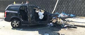 Almanya'da facia: 3 Türk genci hayatını kaybetti