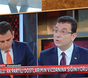 FOX TV'de İmamoğlu'ndan flaş açıklamalar