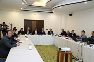 KÖYDES Tahsisat Komisyonu toplantısı gerçekleştirildi