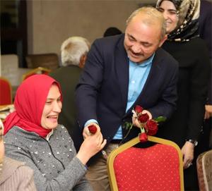 Çankırı Belediyesi'nde Engelliler Haftası ve Anneler Günü birlikte kutlandı