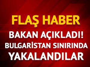 Bakan açıkladı: Sarar Holding soyguncuları yakalandı