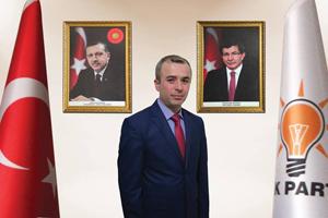 AKP Çankırı Merkez İlçe Başkanlığına Bahri Kılıç atandı
