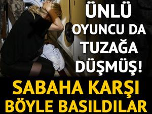 Vize dolandırıcılarına Ankara merkezli 8 ilde eş zamanlı operasyon