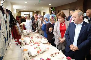 Çankırı Belediye Başkanı Esen: Çankırılı kadınlar üreterek güçlenecek