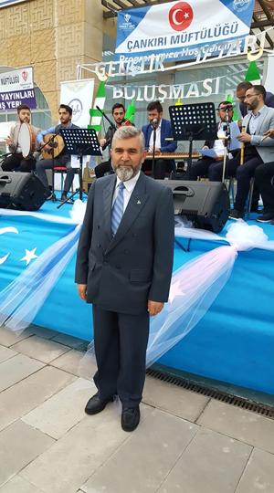 MHP Çankırı İl Başkanı'ndan skandal iftar paylaşımı!