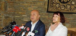 Cemalettin Sarar ve eşi o anları tek tek anlattı