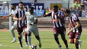 Hatayspor, Adana Demirspor'u 3-2 ile geçti