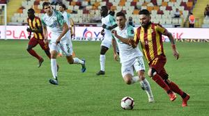 Evkur Yeni Malatyaspor: 1 - Bursaspor: 2