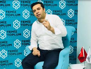 Bilal Ay: Sadece İstanbul'da 500 bin kişi uyuşturucuya bulaşmış durumda