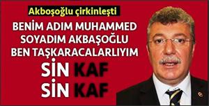 AKP Çankırı'nın simitçi vekili kime kızdıysa! Fena saydırmış!