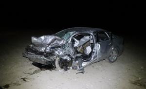 Kayseri'de feci kaza: 3 ölü, 4 yaralı