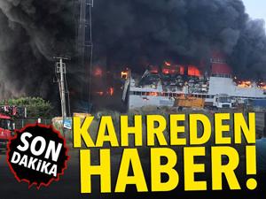 Kocaeli'deki depo yangınında 4 işçi hayatını kaybetti