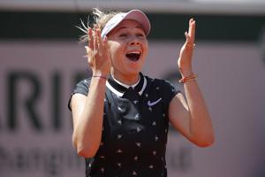17 Yaşında ama son şampiyon Simona Halep'i yenmeyi başardı