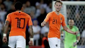Finalin adı Portekiz - Hollanda (izle)