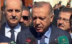 Cumhurbaşkanı Erdoğan'dan Ekrem İmamoğlu'na tepki