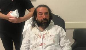 İYİ Parti'nin kurucularından Metin Bozkurt'a saldırı