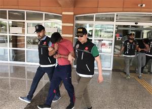 Çankırı'da uyuşturucu satıcısı 2 kişi tutuklandı