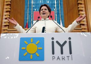 TRT'den İYİ Parti ve Meral Akşener'e ambargo!