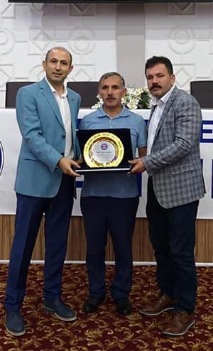 Memur-Sen'in Çankırı İl temsilcisi Ahmet Dönmez oldu