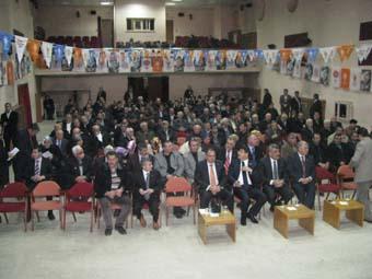 AK Parti İl Başkanı Şahin: Çankırıyı en iyi biz biliriz!