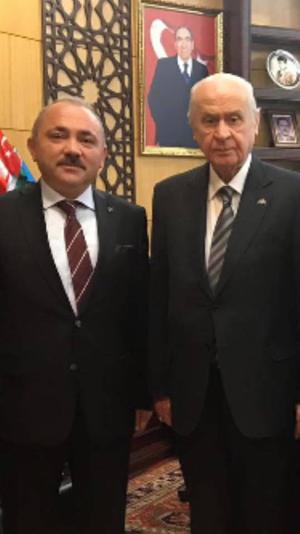 MHP Lideri Devlet Bahçeli Çankırılılar'la buluşacak