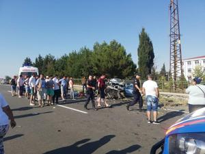 Edirne'de feci kaza: 1'i bebek aynı aileden 4 kişi can verdi