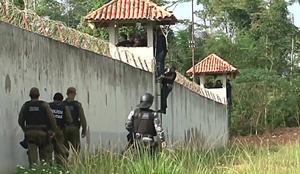 Brezilya'da cezaevinde çete savaşı: 52 ölü