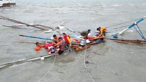 Filipinler'de 3 olcu teknesi battı: 31 ölü, 4 kayıp!