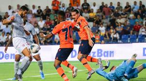 Medipol Başakşehir: 0 - Olympiakos: 1